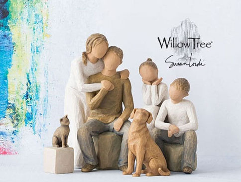 willow tree ornaments
