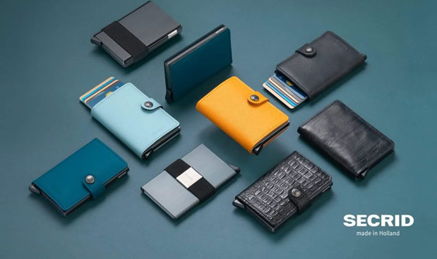 secrid leather wallets